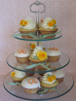Labels Wedding Cupcakes