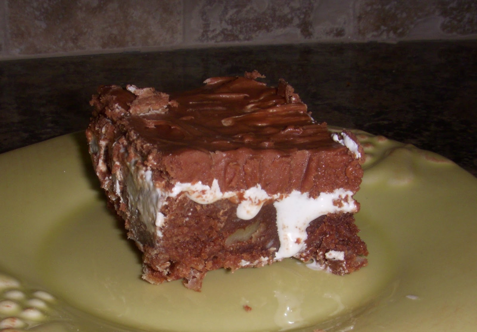 Mississippi Mud Cake Recipe — Dishmaps