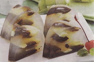 Punding Cokelat Jeruk