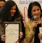 Cristina Torres receives the Jury Award