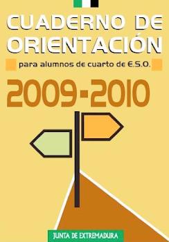 CUADERNO DE ORIENTACIÓN. 4º ESO