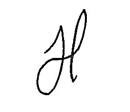 Pin Calligraphie Lettre H Picture on Pinterest