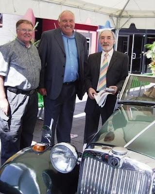 White, Carsten e Lafer