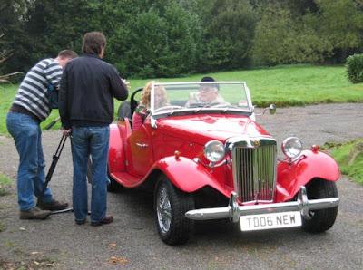 TD 2000 na TV inglesa