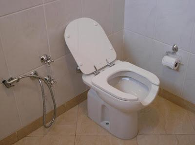 Bacia sanitária acessivel