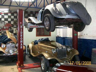 Garagem do Toninho