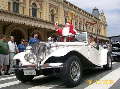 Papai Noel no MP