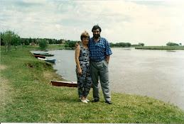 27 años de casados. Jorge y Andrea