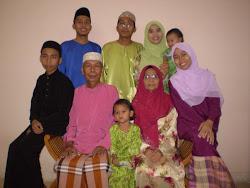 my family ( raya 2 tahun lpas)