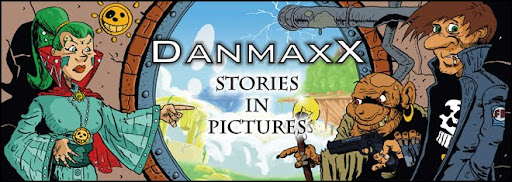 DanmaxX - истории в картинках