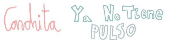 Conchita ya no tiene Pulso