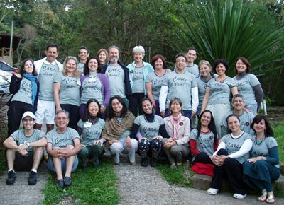 Grupo do Master Practitioner em PNL 2010