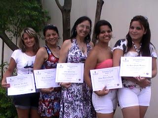 Turma curso Numerologia Pessoal 2010