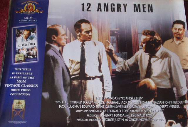 12 angry men persuasive techniques 12 angry men notes & discussion 1 what kinds of attributions were used by the jurors and how did these attributions affect their initial judgment of the boy.