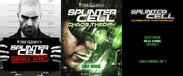 splinter cell 3 java game download