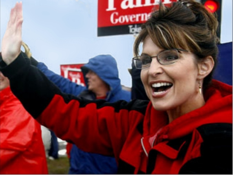 sarah palin for vp
