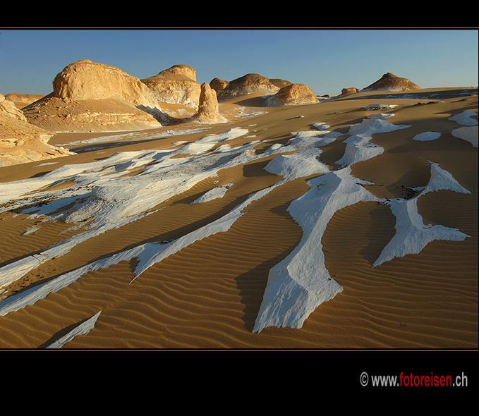 Margy s Musings: White Desert - Egypt