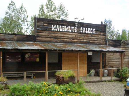 "Cripple Creek ""Malemute Saloon"", Ester City Fairbanks, AK"