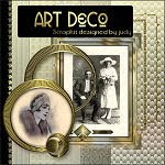 Link to Art Deco Scrapkit
