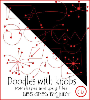 Doodle Knobs Preview Click to enlarge