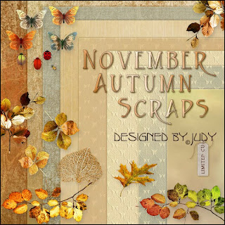 Link to November Autumn Scraps
