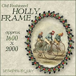 Link to my Holly frame