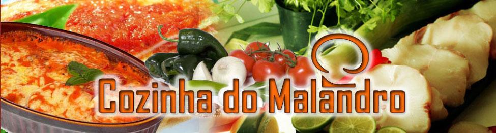 COZINHA DO MALANDRO