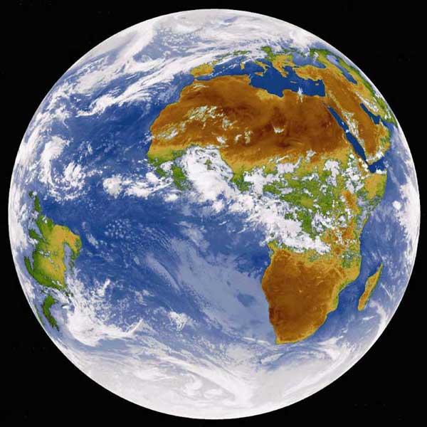 Planeta tierra gif girando - Imagui