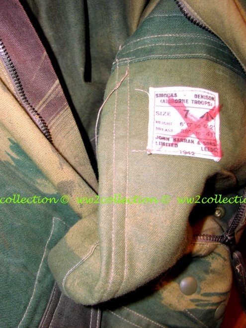 Denison Smock for British WW2 Paratrooper