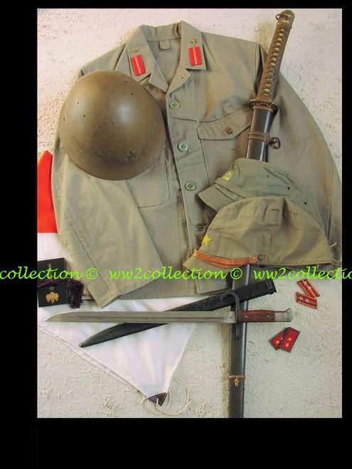 Samurai Sword WW2 Army Officer Japan