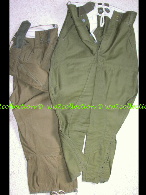 WW2 Afrikakorps Breeches DAK