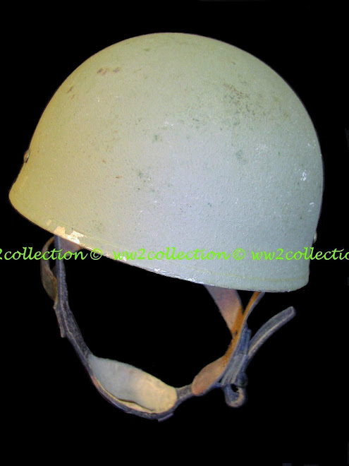Paratrooper Helmet England WW2 Original Finish