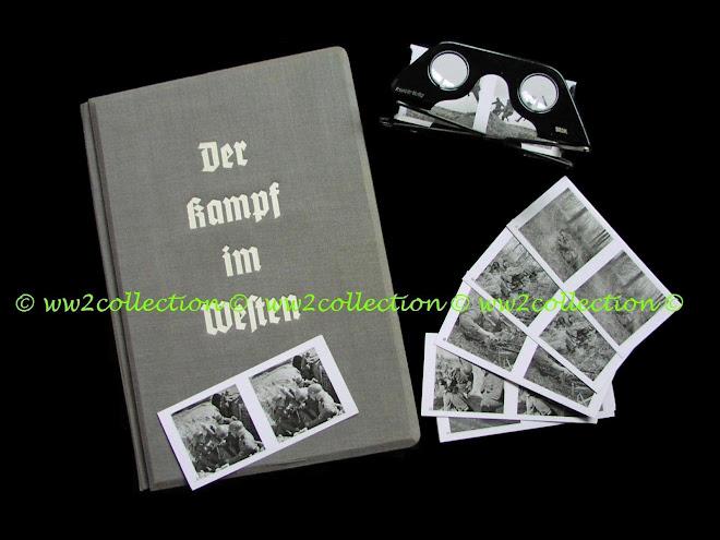 """3rd.Reich Raumbild Alben """"Der Kampf im Westen"""""""