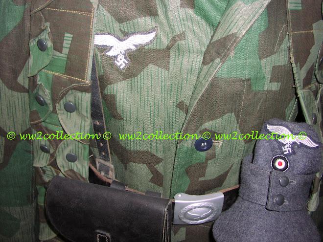 Tarnjacke Splitter, Splinter pattern LW Field division camo jacket