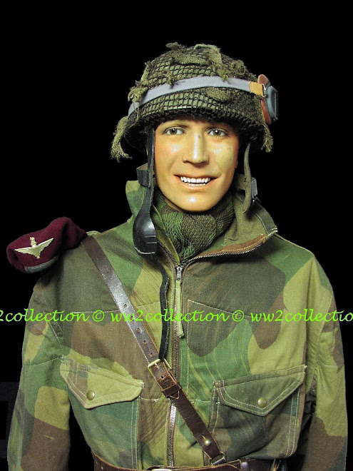 WW2 Uniform Brirish WW2 Airborne Paratrooper
