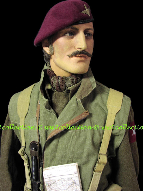 "WW2 British Airborne Trooper ""Red Devil"""