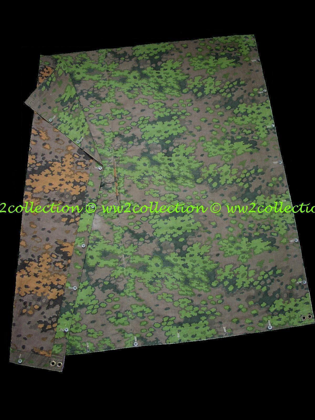 Waffen-SS Camouflage, Oak Leaf SS Pattern