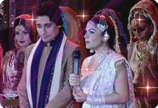 Sahir Lodhi with Brides