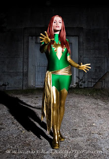 Dont Get Me Wrong There Are Some Great Well Crafted Superheroine Outfits Like The Ones Made By The Legendary Ruby Rocket