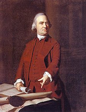 Samuel Adams - 1 of the USA's Founding Fathers