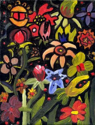 Fleurs du mal