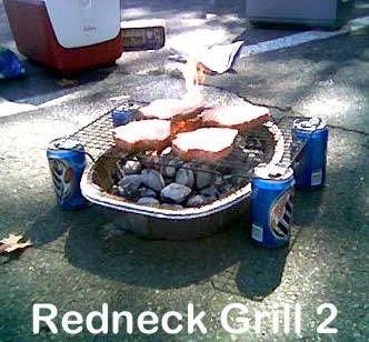 Redneck Quality Aluminum Grill