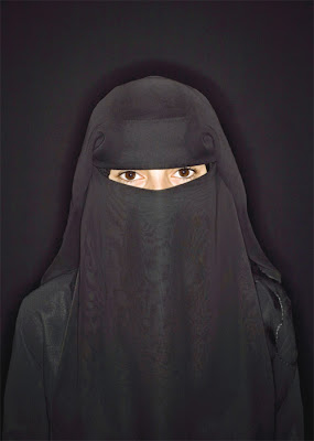 Islam not Muslim - Rabia - cutest 20 year old girl - black cover
