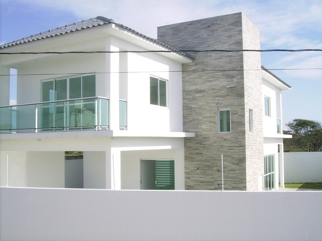LITORAL IMÓVEIS: Casa Intermares Ponta de Campina Cabedelo PB #3D568E 1127 845