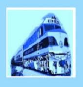 Sentado en el tren - 2010