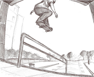 Le Blog De L Homme Du Futur Skate