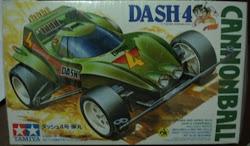 DASH 4 CANNONBALL Rp 120.000,-