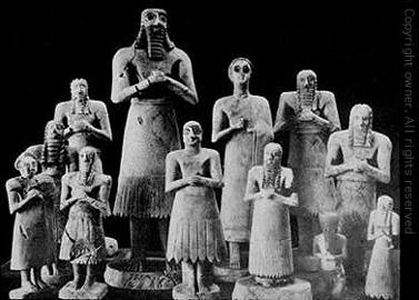 Top Art Galleria's Blog: Ancient Art - Mesopotamia (9000 ...