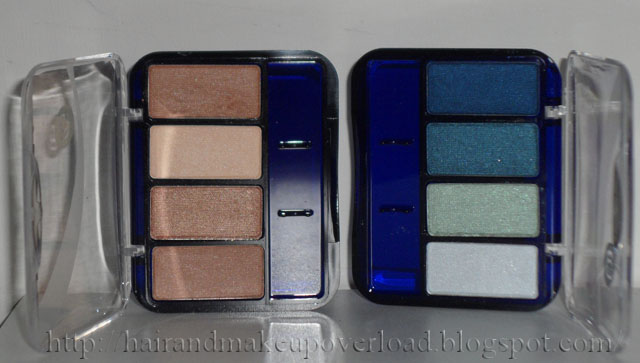 Cover Girl Eyeshadow Review