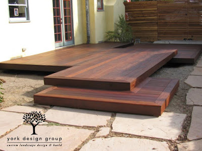 York Design Group Ipe Deck Great Look